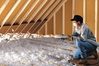 Fiberglass Batt & Blown-In Insulation